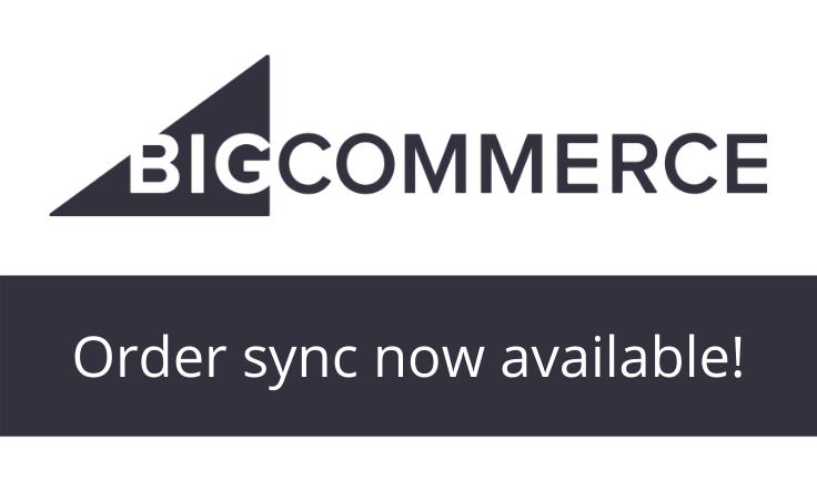 BigCommerce order synchronization